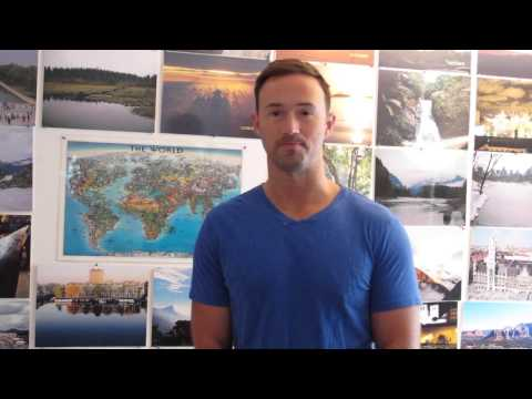 The Power of Visualizing and Investing presented by Santa Barbara Life Coach Jesse Brisendine