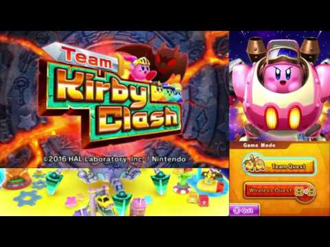 Let's Play Kirby Planet Robobot [blind] part 28 - Perfect Platinum