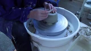 Le Tournassage en 10 min - cours de céramique