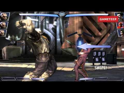 Injustice: Solomon Grundy Super Attack & Moves [REMASTERED] [iPad]