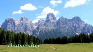 Hiking in the Alps, July 2013 - Full HD Video