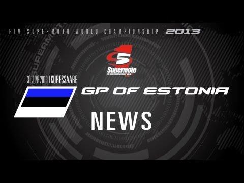 SMGP of Estonia 2013 - News from Kuressaare - SuperMoto