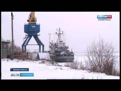 В Архангельске установилась аномальная для февраля погода
