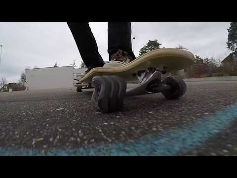 Shark Wheel - the reinvented wheel for longboards?