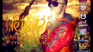Jhota Boy Color - Ella Para El Tiempo (Prod. Starchill) ★Www.LirikFull.Com★