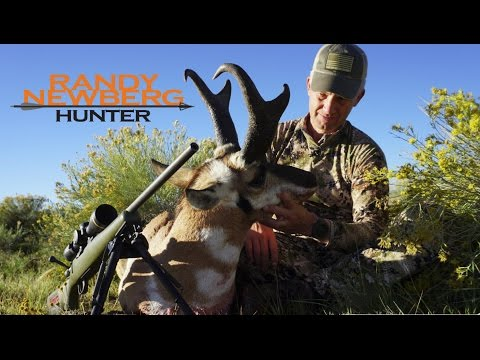 Hunting with Randy Newberg - Field Judging Pronghorn Antelope