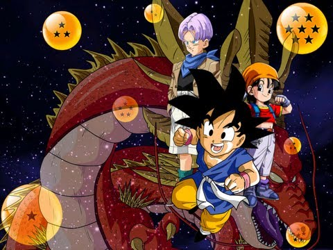 dragon ball カラー 版
