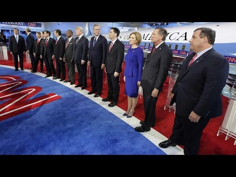 Best 2016 Republican Presidential Debate Moments So Far
