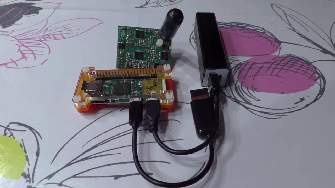 Repeat Démo RaspBerry PI Zero et DVMega par F1PTL by Bruno