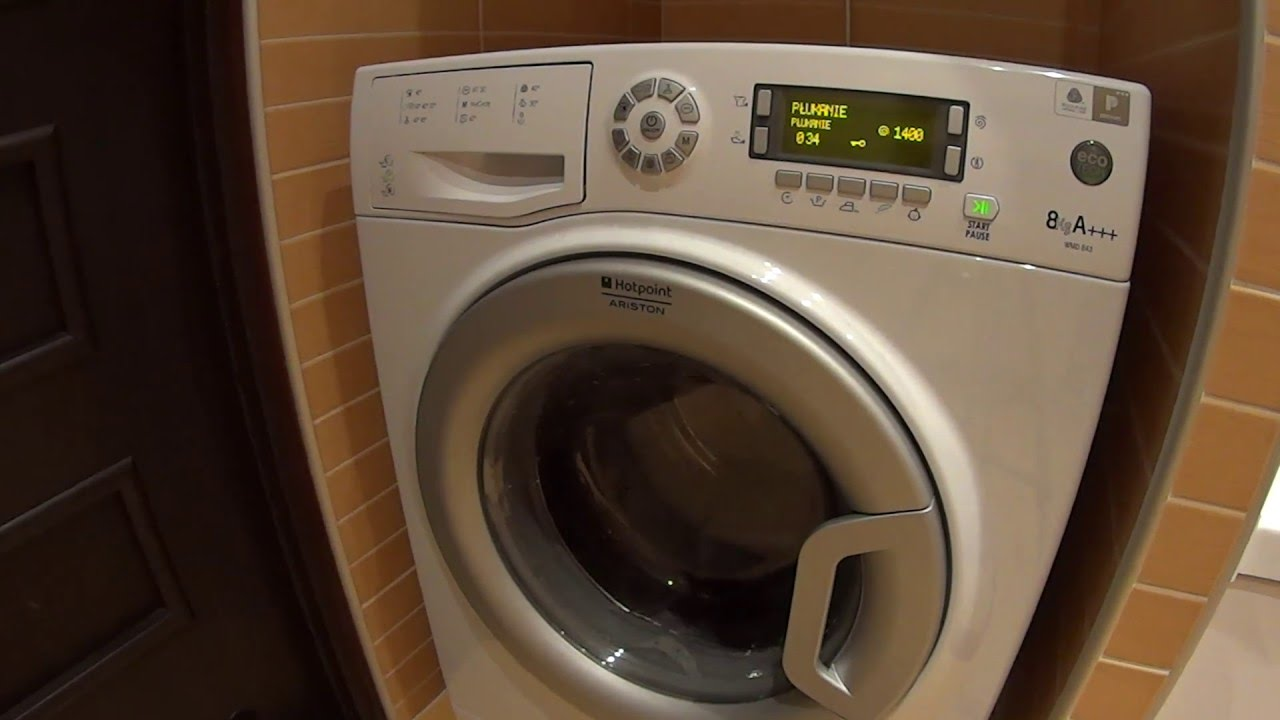 washing machine hotpoint ariston sound cycle rinse. Black Bedroom Furniture Sets. Home Design Ideas
