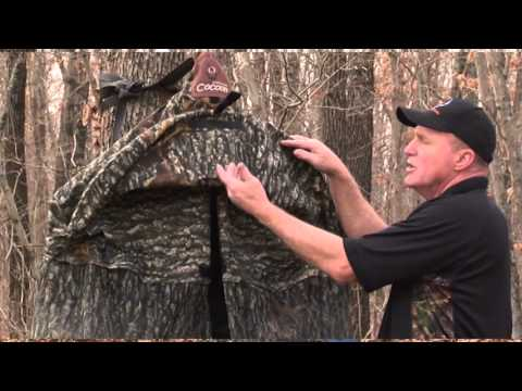 Cacoon Hunting Hammock 2014 - Stringer Outdoors