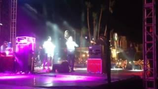 Brian Flynn - Palomazo con EL TRI de Mexico.