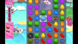Candy Crush Saga Level 1162 (No booster)