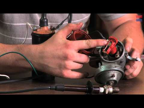 Vehicle Ignition System Basics