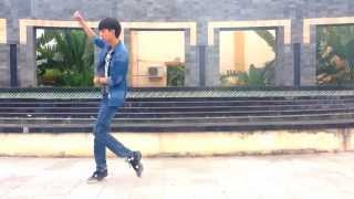 Super Junior Devil Dance Cover By Nam Donghae