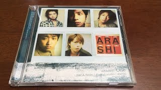 【特別紹介033】嵐のアルバム「One」を紹介します!  ※夏疾風の情報を載せておきました!