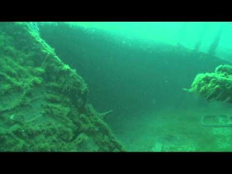MSD Dive The Straits of Mackinac - Sandusky