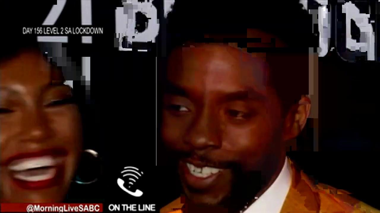 John Kani Who Plays Black Panther's Father Pays Tribute To Chadwick Boseman