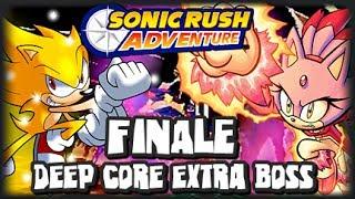 Sonic Rush Adventure (1080p) - FINALE - Deep Core