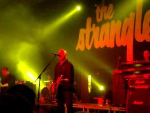 THE STRANGLERS @ LESSINES -31-03-12- HANGING AROUND