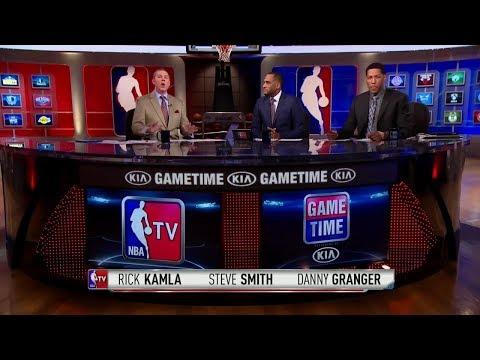 Cavaliers vs Celtics Game 4 Look Ahead | NBA Gametime | May 20, 2018