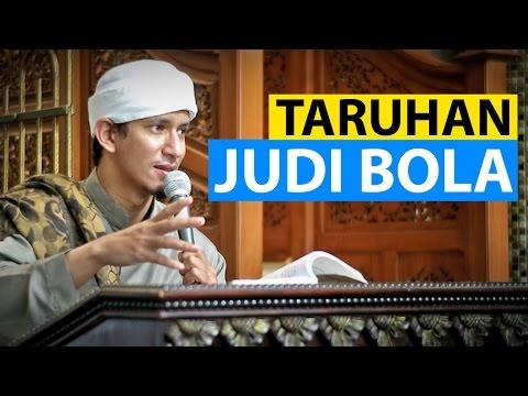 TARUHAN / JUDI BOLA - Habib Muhammad Bin Anies Shahab