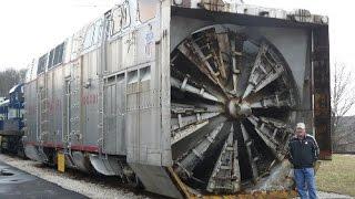 Strange & Extreme TRAINS & Locomotives - PART 2