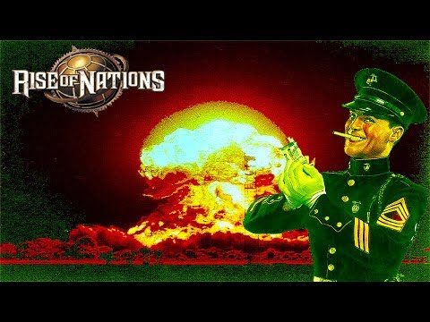 Rise of Nations: Nuclear-Powered Computers