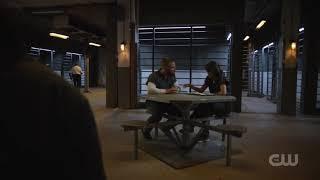 Arrow [7x5] Oliver Considers Talias Offer