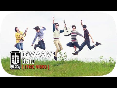 D'MASIV - Batu [Lyric Video]