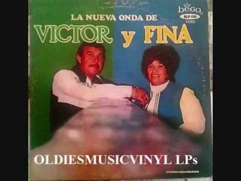 VICTOR Y FINA   '' RECONCILIACION ''