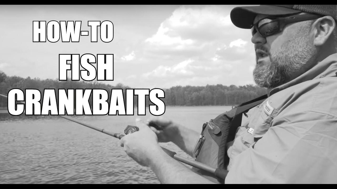 How To Fish Crankbaits   JUST THE TIP   Kayak Bass Fishing