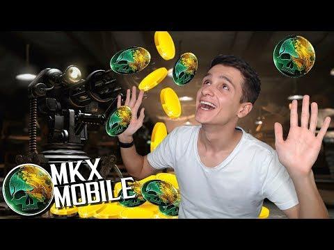 КАК ПОЛУЧИТЬ МНОГО ДУШ, МОНЕТ и ПЕРСОНАЖЕЙ в Mortal Kombat X Mobile