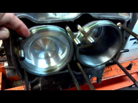 Vanagon Cylinder Head Gasket Removal and Replacement