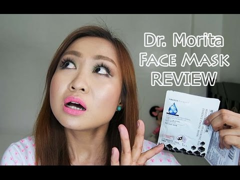 Best Face Mask Dr Morita Hyaluronic Mask Hd