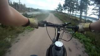 66cc motorized bicycle - GoPro