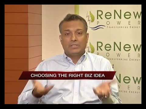 In conversation with Sumant Sinha - Founder, Chairman & CEO, ReNew Power