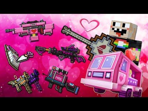 Pixel Gun 3D - #21 Любовный Фургончик 💖 TRADER'S VAN (466 серия)