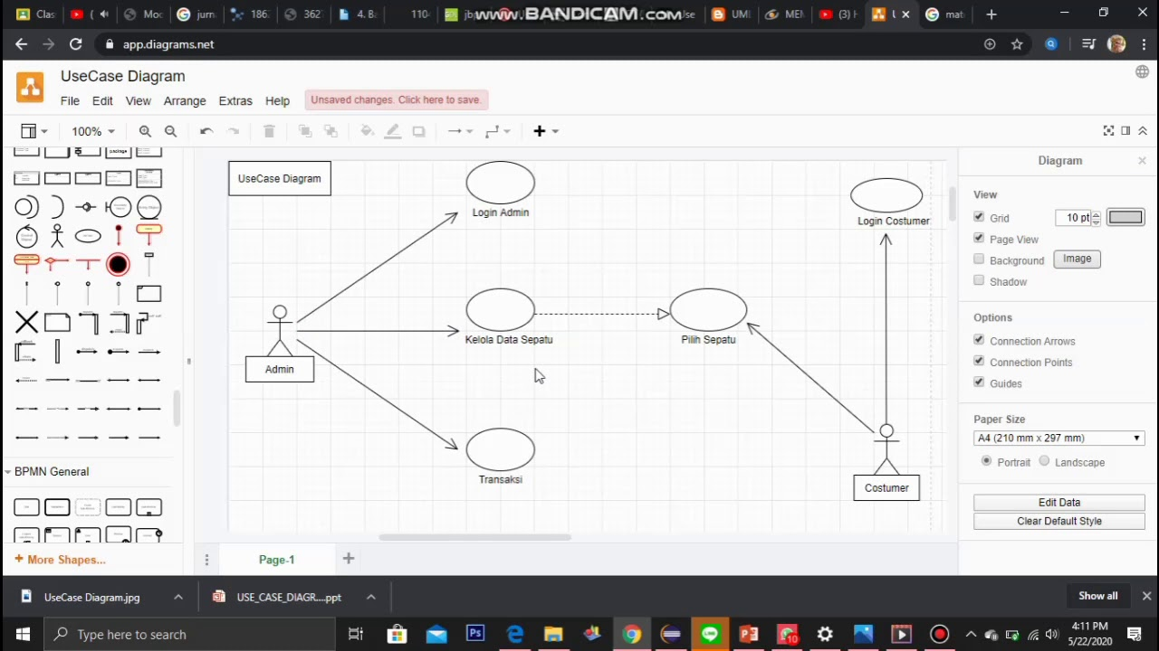 SOFTWARE ENGINEERING | USE CASE & CLASS DIAGRAM - YouTube