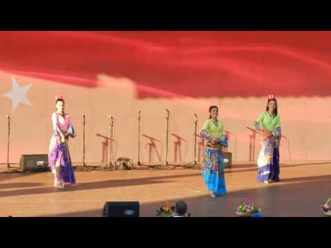 Женски танц от Турция