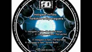 Download INSTIGATOR  & TATO - Torture Room (Original Mix) MP3 song and Music Video