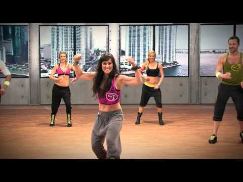 New Zumba® Incredible Results™ DVD System