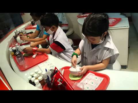 Pharmacists at Kidzania