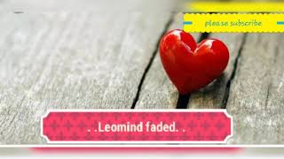 Leomind faded //Mp3 song//
