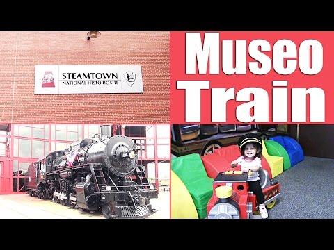 Fuimos al Museo Steamtown National Historic Site | VLOG 69 akitanlosBORii