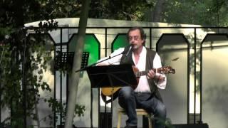 Per Malmborg - Esmeralda - Live Trubadurafton i Ankarsrum 2014