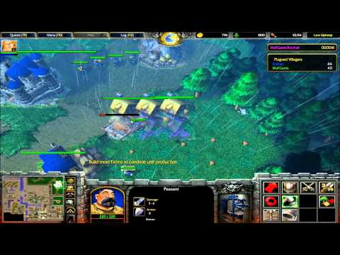Warcraft III Part 5 - Human 4
