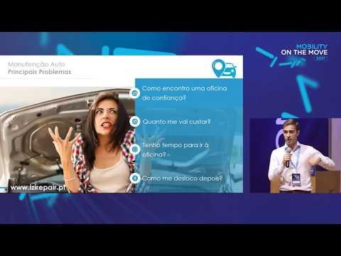 Apresentação da IZIRepair na Mobility on the Move 2017