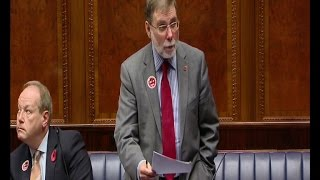 Brassneck comments leave McCausland red faced