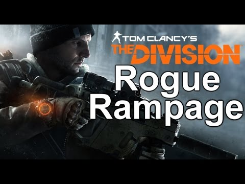 Best camping spot for Rouges | The Division